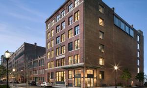Fraunhofer CSE's office at 5 Channel Center Street in Boston.